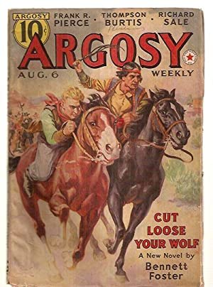 ARGOSY AUGUST 6, 1938 VOLUME 283 NUMBER 5