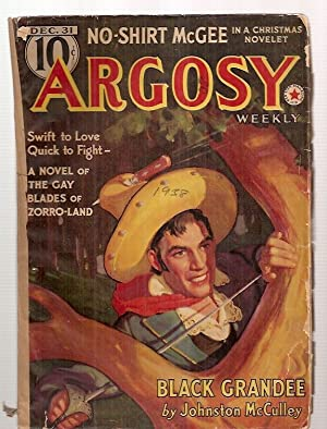 ARGOSY DECEMBER 31, 1938 VOLUME 287 NUMBER 2