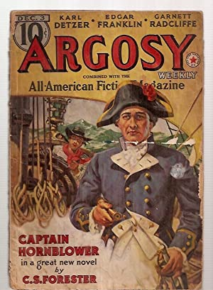 ARGOSY DECEMBER 3, 1938 VOLUME 286 NUMBER 4