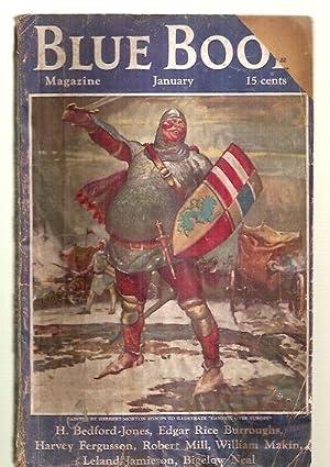 BLUE BOOK [BLUEBOOK] MAGAZINE JANUARY 1936 VOL.: Blue Book Magazine)