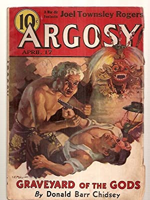 ARGOSY APRIL 17, 1937 VOLUME 272 NUMBER 3