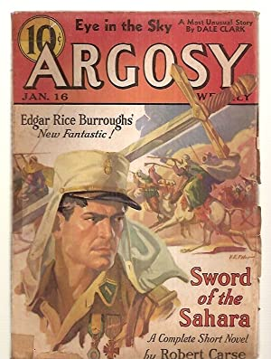 ARGOSY JANUARY 16, 1937 VOLUME 270 NUMBER 2 [including