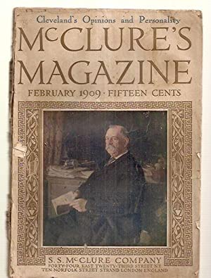 MCCLURE'S MAGAZINE FEBRUARY 1909 VOLUME XXXII NUMBER: McClure's Magazine) [cover