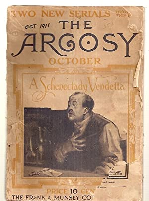 THE ARGOSY OCTOBER 1911 VOL. LXVII NO.: The Argosy) [Fritz