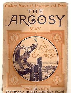 THE ARGOSY MAY 1911 VOL. LXVI NO.: The Argosy) [cover