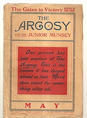 THE ARGOSY MAY 1903 VOL. XLII NO.: The Argosy) [Charles