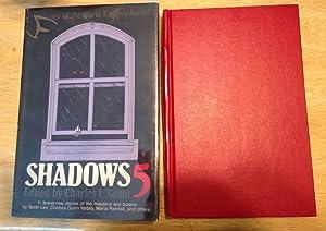 SHADOWS 5: Grant, Charles L.