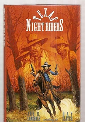 TEXAS NIGHT RIDERS: Lansdale, Joe R.