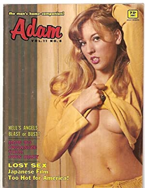 ADAM VOLUME 11 NO. 8 AUGUST 1967: Adam) [Alan Stone,