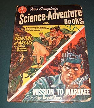 TWO COMPLETE SCIENCE-ADVENTURE BOOKS VOL. 1 NO. 9 SUMMER (APR.-JUNE) 1953 [