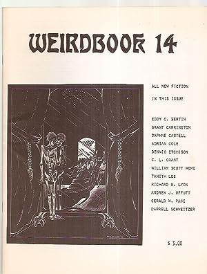 WEIRDBOOK 14: Weirdbook) [cover art