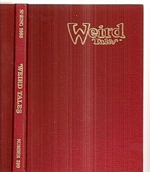 WEIRD TALES: THE UNIQUE MAGAZINE SPRING 1988: Weird Tales) [Gene