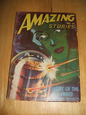 AMAZING STORIES MAY 1947 VOLUME 21 NUMBER: Amazing Stories) [cover