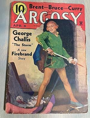 ARGOSY APRIL 6, 1940 VOLUME 298 NUMBER: Argosy) [cover by