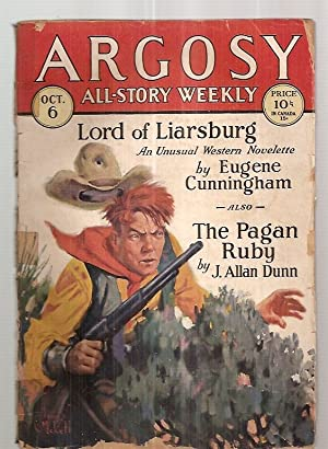Argosy All-Story Weekly October 6, 1928 Volume: Argosy All-Story Weekly)