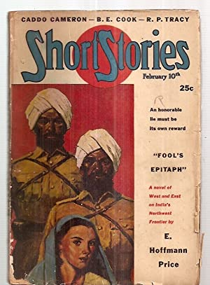 Short Stories February 10th 1947 Vol. CXCIX: Short Stories) D.