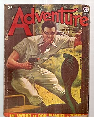 Adventure September 1950 Vol. 123 No. 5