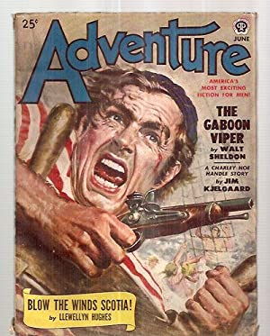 Adventure June 1950 Vol. 123 No. 2