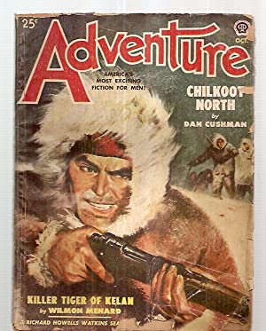 Adventure October 1949 Vol. 121 No. 6