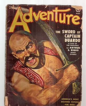 Adventure May 1949 Vol. 121 No. 1