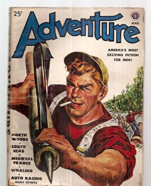 Adventure March 1949 Vol. 120 No. 5