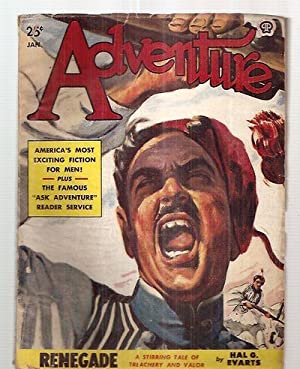 Adventure for January 1949 Vol. 120 No. 3