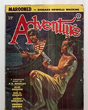Adventure for September 1948 Vol. 119 No. 5