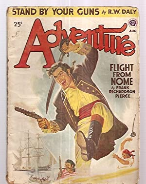 Adventure August 1947 Vol. 117 No. 4