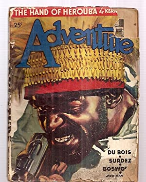 ADVENTURE AUGUST 1946 VOL. 115 NO. 4: Adventure) [cover by
