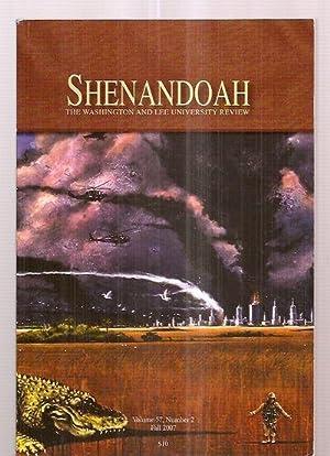 SHENANDOAH: THE WASHINGTON AND LEE UNIVERSITY REVIEW: Shenandoah) Smith, R.