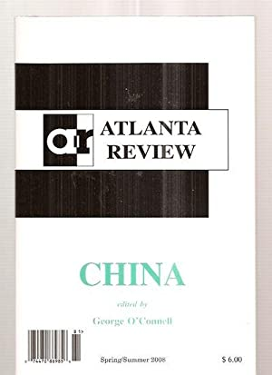 ATLANTA REVIEW VOLUME XIV, ISSUE NUMBER 2: Atlanta Review) Veach,