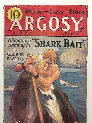 ARGOSY JUNE 22, 1935 VOLUME 256 NUMBER: Argosy) [Tom Curry,