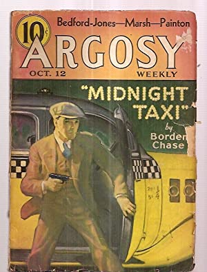 ARGOSY OCTOBER 12, 1935 VOLUME 259 NUMBER: Argosy) [Borden Chase,