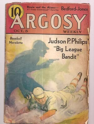 ARGOSY OCTOBER 5, 1935 VOLUME 259 NUMBER: Argosy) [H. Beford-Jones,
