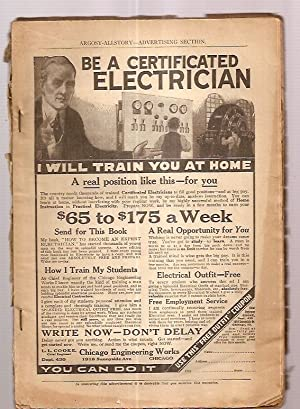 ARGOSY ALL-STORY WEEKLY OCTOBER 2, 1920 VOL.: Argosy All-Story Weekly)