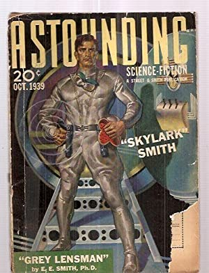 ASTOUNDING SCIENCE-FICTION OCTOBER 1939 VOL. XXIV NO.: Astounding Science-Fiction) [E.