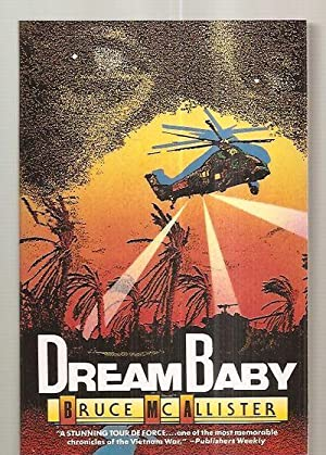 DREAM BABY: McAllister, Bruce [cover