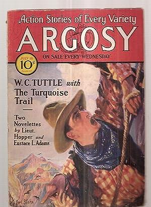 ARGOSY JULY 18, 1931 VOLUME 222 NUMBER: Argosy) [cover art