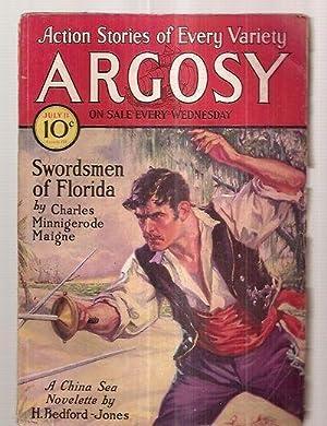 ARGOSY JULY 11, 1931 VOLUME 222 NUMBER: Argosy) [cover art