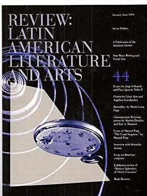 REVIEW: LATIN AMERICAN LITERATURE AND ARTS #44: Review: Latin American