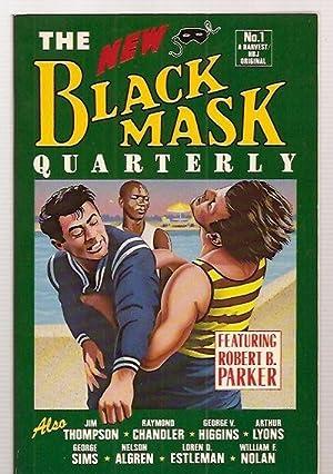THE NEW BLACK MASK QUARTERLY: NUMBER 1: Bruccoli, Matthew J.
