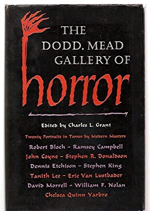 THE DODD, MEAD GALLERY OF HORROR [TWNETY: Grant, Charles L.