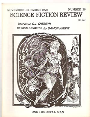 SCIENCE FICTION REVIEW: formerly THE ALIEN CRITIC: Science Fiction Review)
