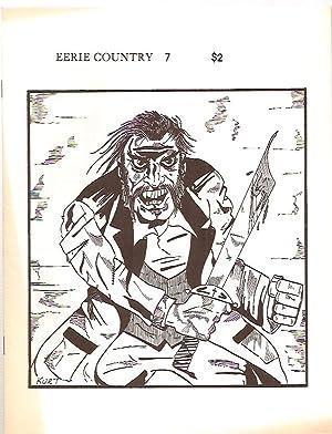 EERIE COUNTRY #7: Eerie Country) [Gordon
