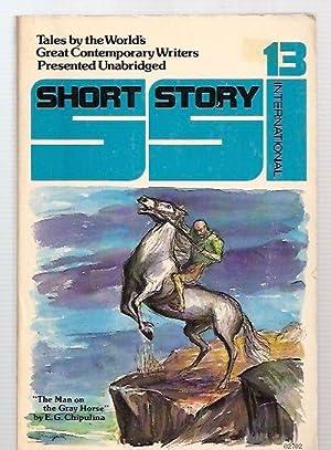 SHORT STORY INTERNATIONAL #13 [VOLUME 3 NUMBER: Short Story International)