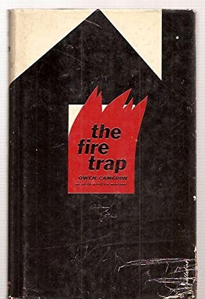 THE FIRE TRAP [later published under the title: THE DEMON STIRS]