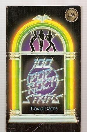 100 POP / ROCK STARS: Dachs, David [re:
