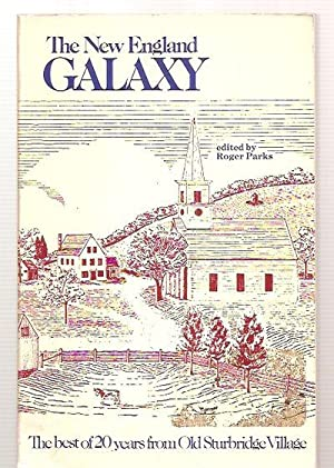 THE NEW ENGLAND GALAXY: THE BEST OF: Parks, Roger (edited
