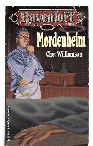 MORDENHEIM [RAVENLOFT BOOKS]: Williamson, Chet [cover