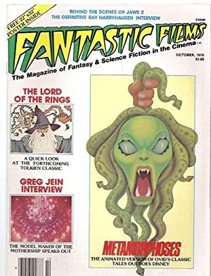 FANTASTIC FILMS [THE MAGAZINE OF FANTASY & SCIENCE FICTION IN THE CINEMA] OCTOBER 1978 VOL. 1 ...